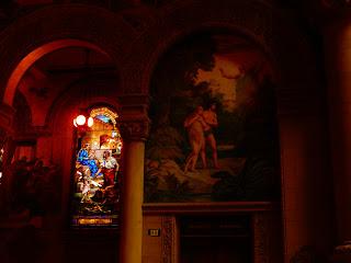 スタンフォード大学記念教会内部