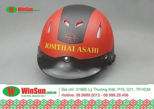 Lợi ích của mũ bảo hiểm quảng cáo