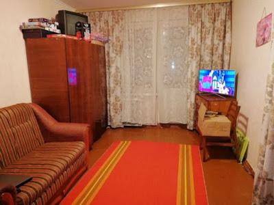На фотографии изображение -   сдача в аренду 2к раздельную квартиру в Киеве, проспект Леся Курбаса 18 - 7