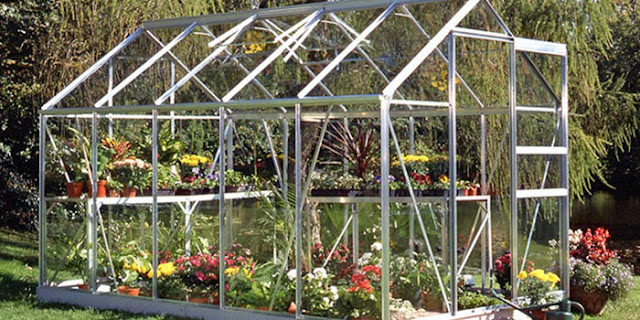 Polycarbonate Greenhouse Panels from Tuflite