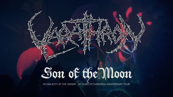 "VARATHRON: Δείτε το video του Son Of The Moon"" απο το επερχόμενο live album"
