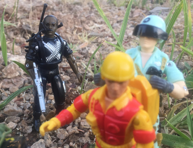 Shimik, Argen 7, Plastirama, Argentina, Red Laser Army, Bootleg, Factory Custom, Funskool, Flint, Action Force, Palitoy, Estrela, Brazil, Blowtorch, Starduster, Black Major, Mail Away