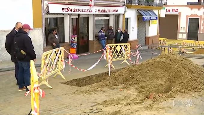 La Junta obliga al Ayuntamiento de Paterna a cribar el osario hallado en la Plaza de Andalucía