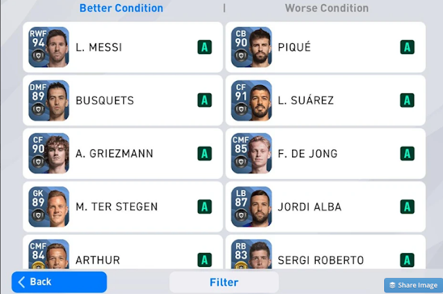 Pes mobile(eFootball PES 2020)