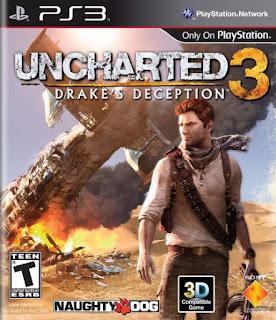 UNCHARTED 3 DRAKE DECEPTION PS3 TORRENT