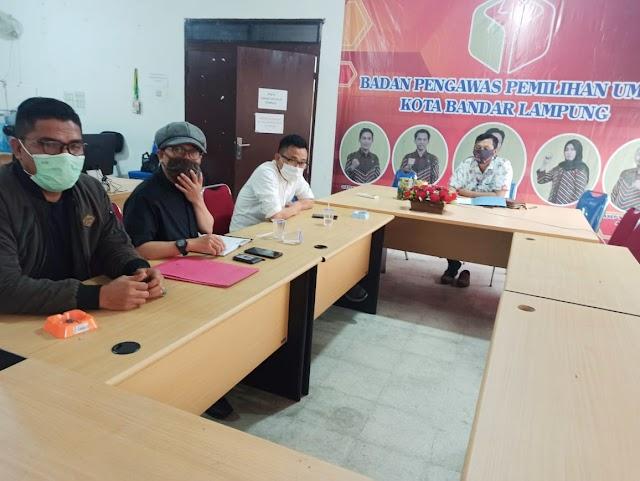 PAPD Lampung Melaporkan Wakil Walikota Bandar Lampung Ke Bawaslu