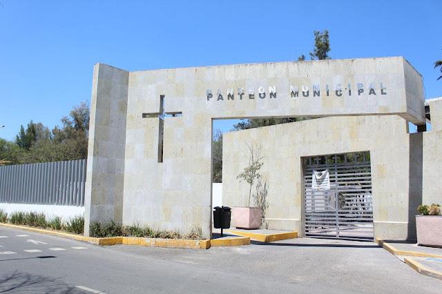 Panteones municipales permanecerán cerrados este Día del Padre