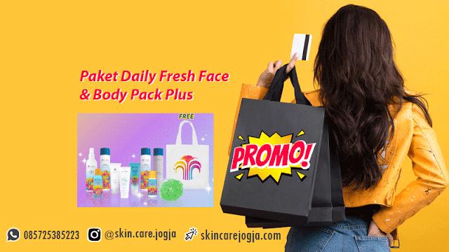 Promo Nu Skin Paket Daily Fresh Face Januari 2021