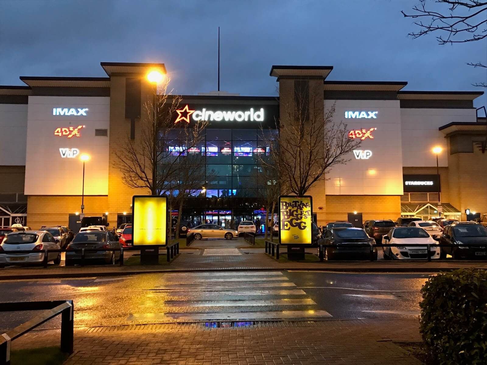Cineworld Sheffield - Captain Marvel Review