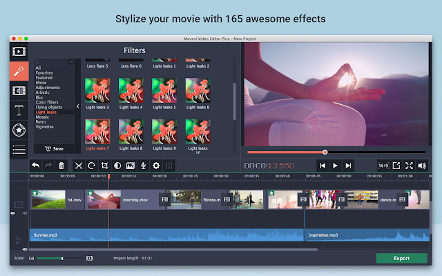 Movavi Video Editor 15.4.0 Crack + Activation Key Full Torrent {2019}
