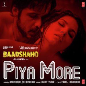 Piya More - Mika Singh, Neeti Mohan