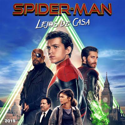 Spider-Man - Lejos de casa - [2019]