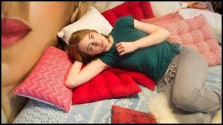 Emma Stone en La La Land