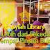 Unsyiah Library, Lebih dari Sekedar Tempat Pinjam Buku
