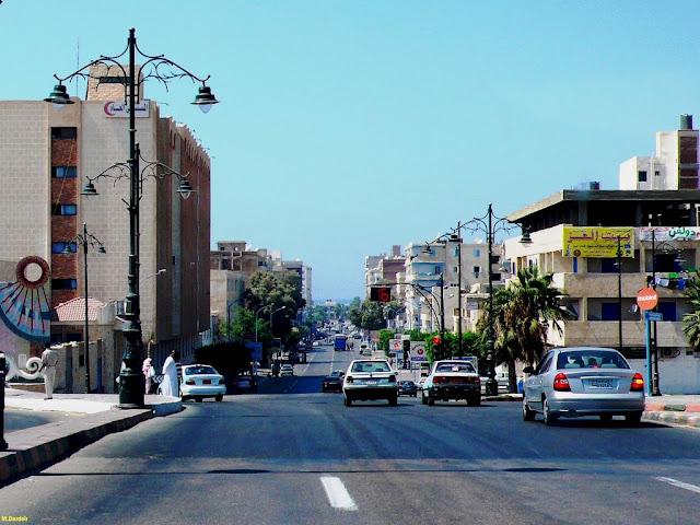 شارع الاسكندرية مرسي مطروح