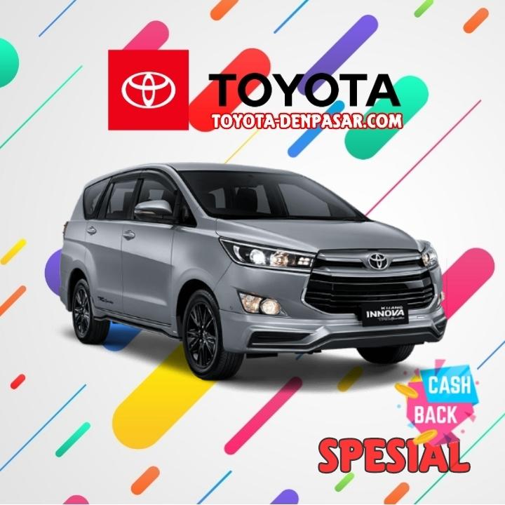 Toyota Denpasar - Lihat Spesifikasi New Innova, Harga Toyota Innova Bali dan Promo Toyota Innova Bali terbaik hari ini.