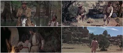 Camino de la venganza (1968) The Scalphunters, descargar y ver online