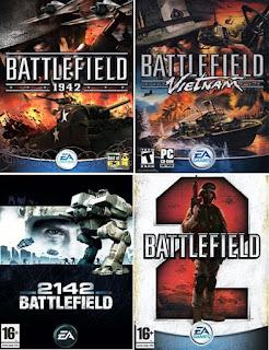 تحميل سلسلة الالعاب الرائعة باتل Battlefield Anthology 2002-2018 كاملة ومجمعة للكمبيوتر
