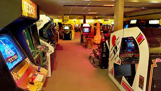 Salón recreativo retro - Funspot Family Fun Center