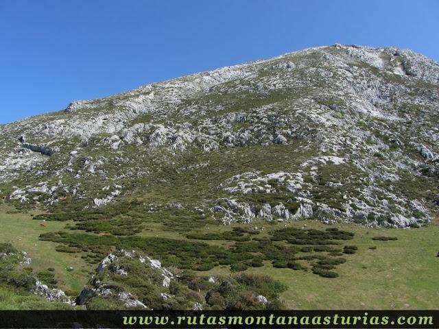 Ruta circular Taranes Tiatordos: Majada del Tiatordos