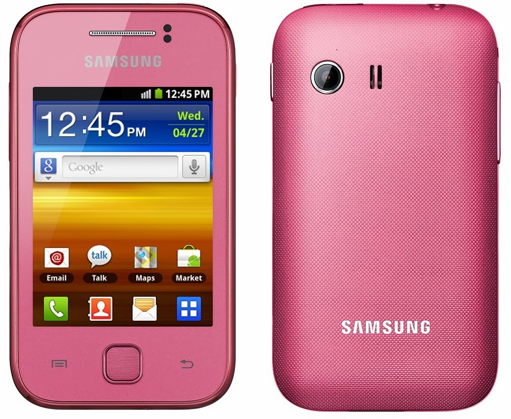 Harga Samsung Galaxy Y GT-S5360