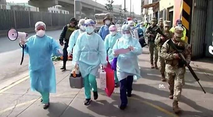 Peru entra em alerta após caso de difteria em meio à pandemia