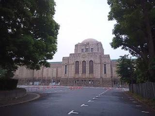 神宮外苑 絵画館(裏)