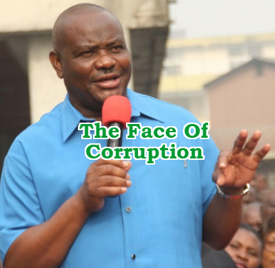 governor wike bribed inec