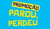 Promoção Parou Perdeu Club Social parouperdeu.com.br