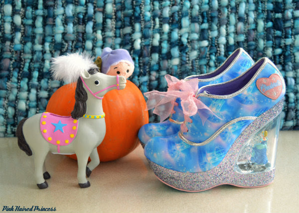 Irregular Choice Call Me Cinders review