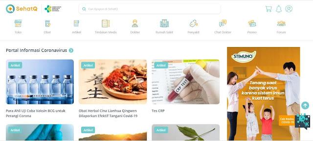 SehatQ.com: Platform Tanya Dokter dan Asisten Kesehatan keluarga