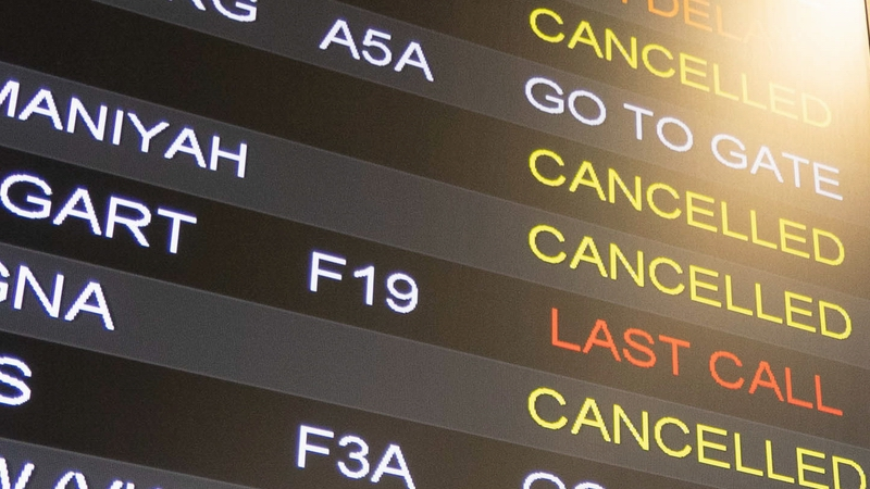 كيفية استعادة أموالك لرحلات الطيران الملغاة بسبب كورونا