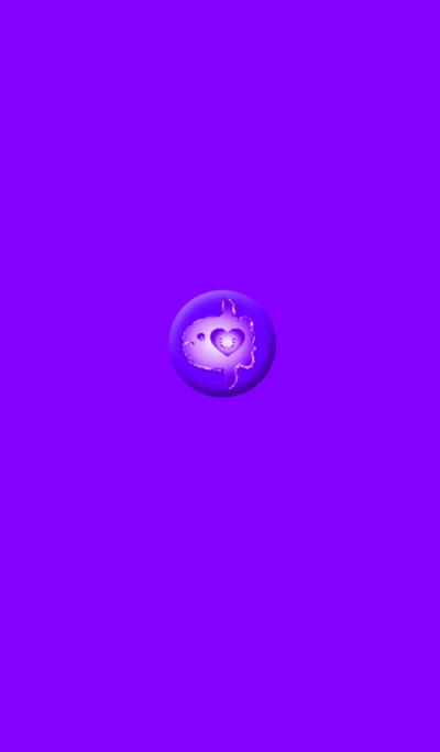 Mambo Purple Simple Button