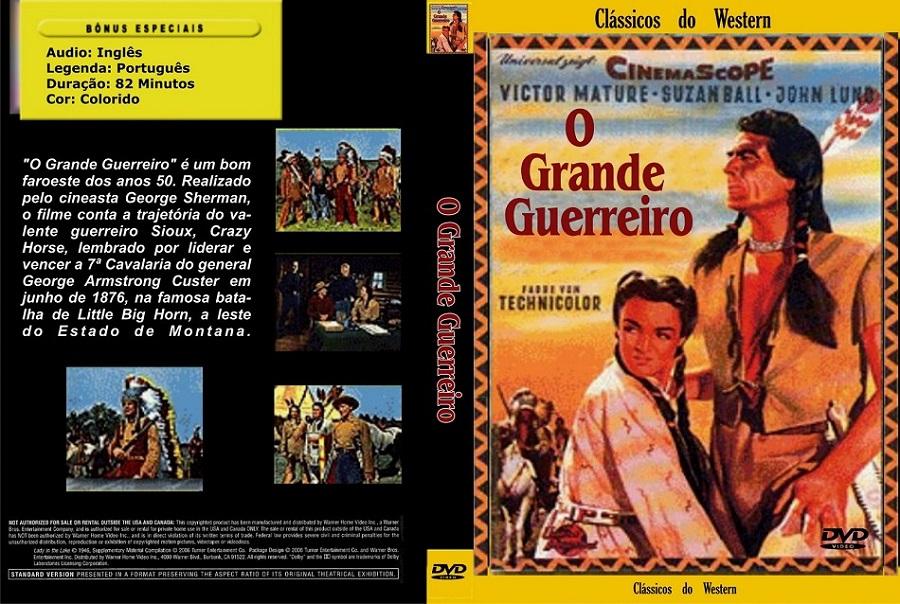 O GRANDE GUERREIRO (DUAL ÁUDIO/720P) – 1955 Poster
