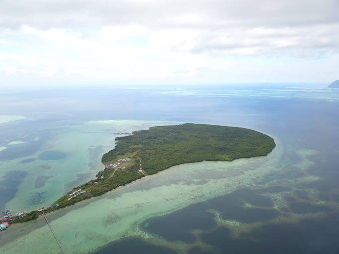 Sewaan Tapak Pelancongan  ( Pulau Larapan) / Rental Island