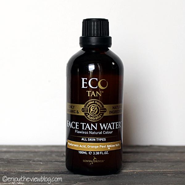 bottle of Ecotan