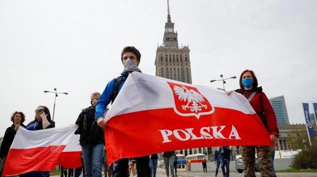 A lengyel egészségügyi miniszter két településen kizárólagos levélszavazást javasol
