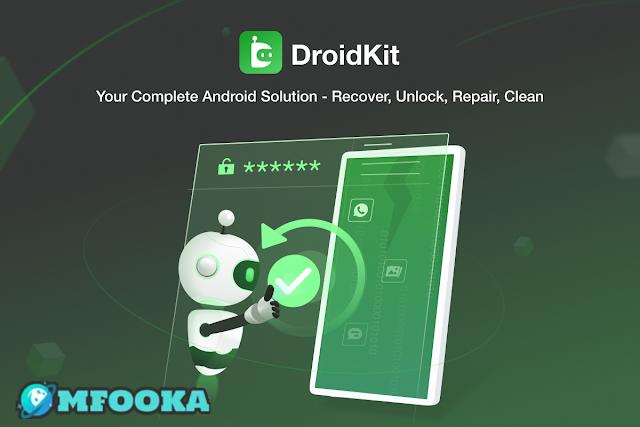 برنامج DroidKit