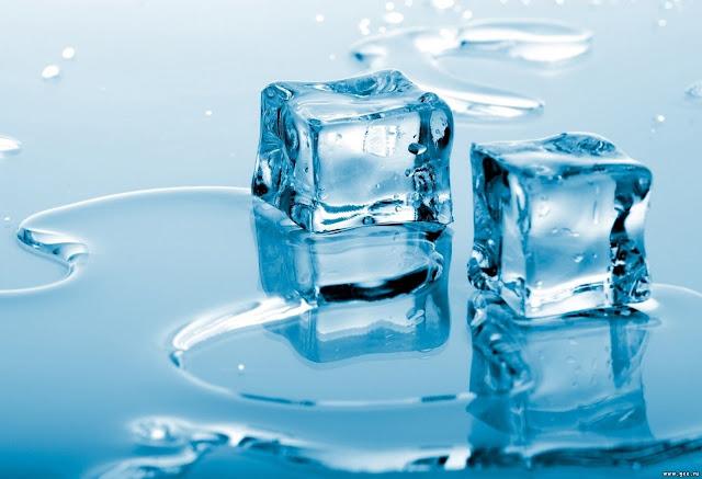فوائد الاغتسال او شرب الماء البارد