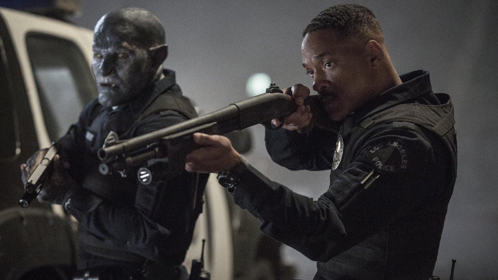 Película de domingo: 'Bright' con Will Smith