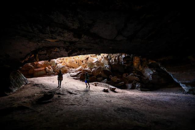Caverna Torrinha em Iraquara na Chapada Diamantina (Foto: Reprodução/Guia.MelhoresDestinos)