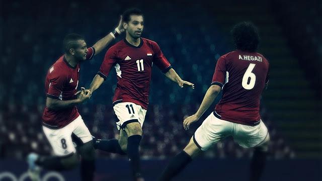 ◙|شاهد| الطاقم الكامل لـ منتخب مصر في كأس العالم: قميص الأوليمبياد بـ 4 اختلافات