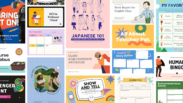 Canva makes virtual learning more fun and interactive with Canva Eskwela