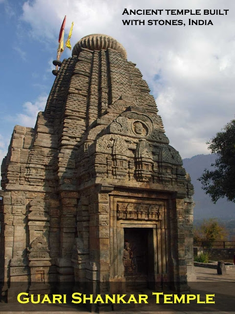 Guari Shankar Temple Naggar