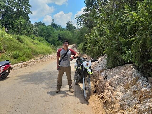 Jalan KM 34 Simpang Tamrin Sampai Simpang Liju Fungsional