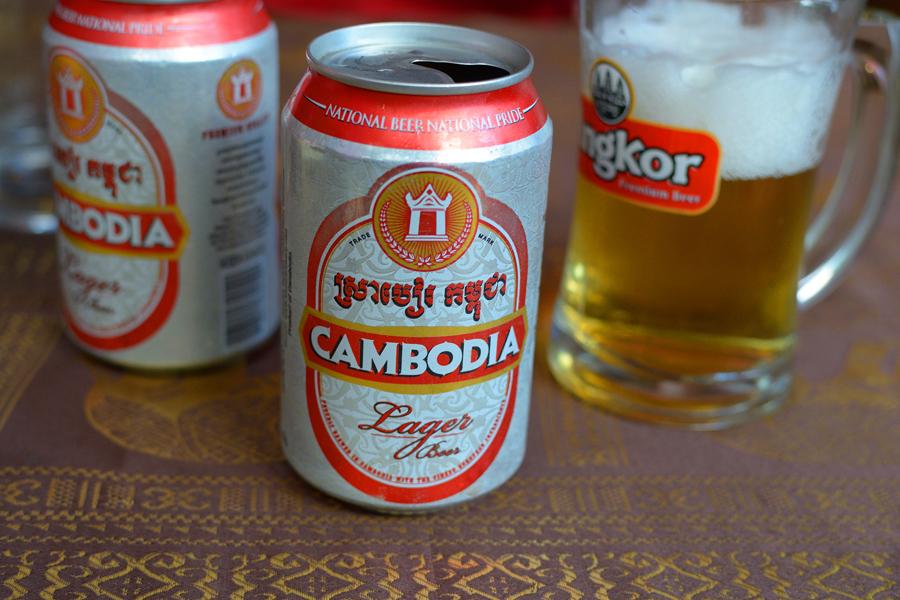piwo kambodża