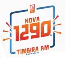 Ouvir agora Rádio Timbira AM 1290 - São Luís / MA