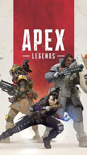 Wallpaper Game Apex Legend