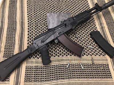AK-105-Clone-1989-Bulgarian-AKS-74-Kit