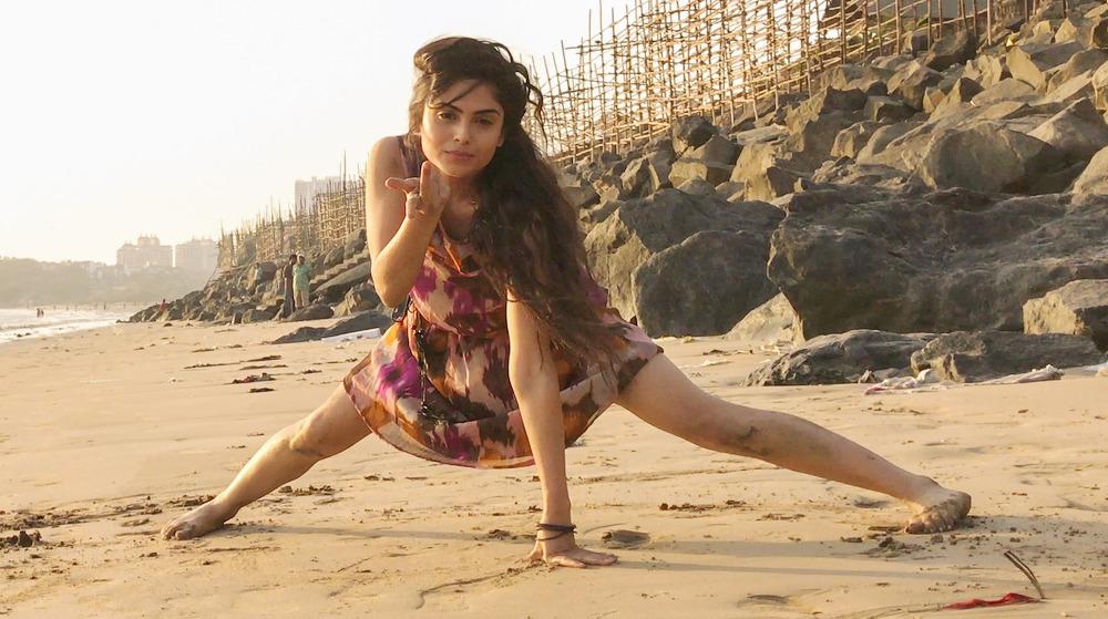 Actress Naina Ganguly Stills from Beautiful Movie